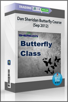 Dan Sheridan Butterfly Course (Sep 2012)