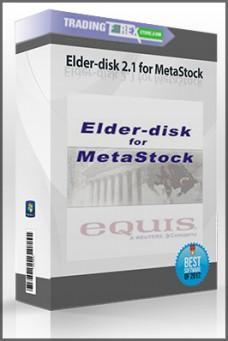 Elder-disk 2.1 for MetaStock