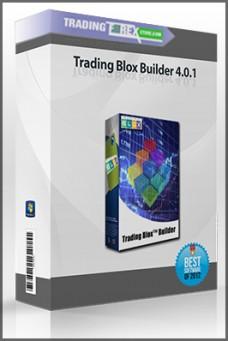 Trading Blox Builder 4.0.1