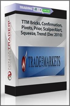TTM Bricks, Confirmation, Pivots, Prior, ScalperAlert, Squeeze, Trend (Dec 2010)