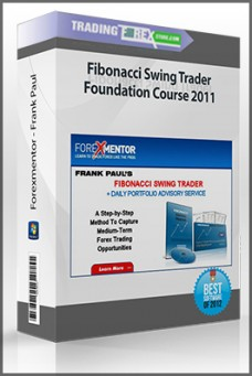 Forexmentor – Frank Paul – Fibonacci Swing Trader Foundation Course 2011 (Video, Manuals, 5.1 GB)