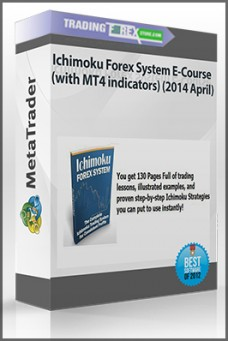 Ichimoku Forex System E-Course (with MT4 indicators) (2014 April)