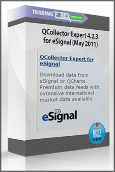 QCollector Expert 4.2.3 for eSignal (May 2011)