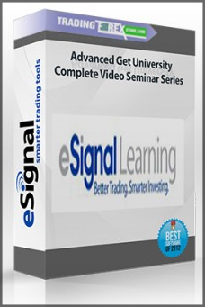 Advanced Get University Complete Video Seminar Series