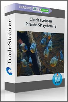 Charles Lebeau – Piranha SP System TS