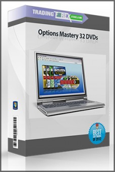 Options Mastery 32 DVDs