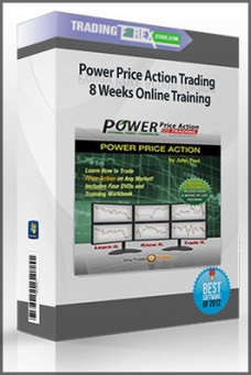 Power Price Action Trading – 8 Weeks Online Training