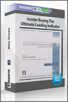 Alex Green – Insider Buying The Ultimate Leading Indicator