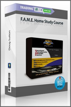 Doug Sutton – F.A.M.E. Home Study Course