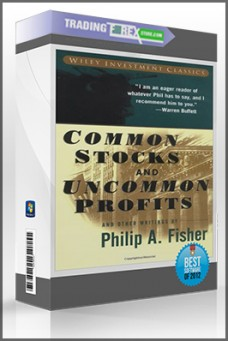Philip A.Fisher – Common Stocks & Uncommon Profits (Audio Book)