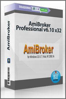 AmiBroker Professional v6.10 x32