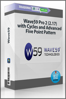 Wave59 Pro 2 (2.17) with Cycles and Advanced Five Point Pattern (May 2013)