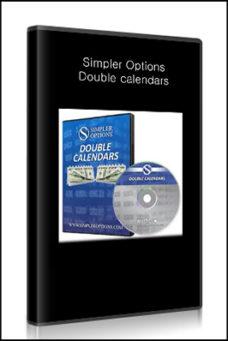 Simpler Options – Double calendars