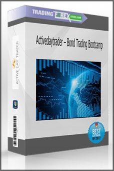 Activedaytrader – Bond Trading Bootcamp