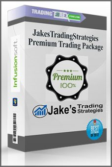 JakesTradingStrategies – Premium Trading Package