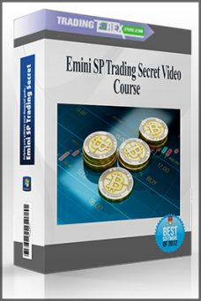 Emini SP Trading Secret Video Course