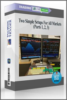 Rob Hoffman – Two Simple Setups For All Markets (Parts 1, 2, 3)