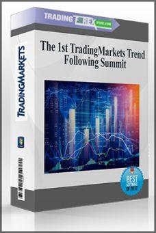 The 1st TradingMarkets Trend Following Summit
