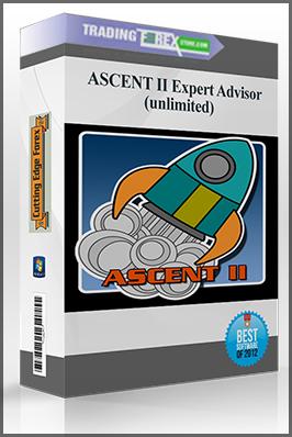 ASCENT II Expert Advisor (unlimited) (Unlocked)