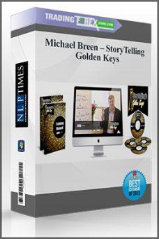 Michael Breen – StoryTelling Golden Keys