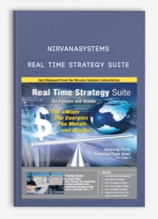 Nirvanasystems – Real Time Strategy Suite (RTSS)