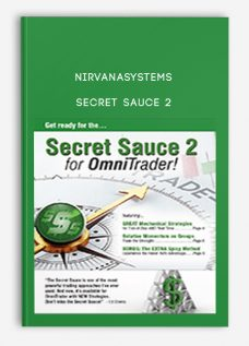 Nirvanasystems – Secret Sauce 2