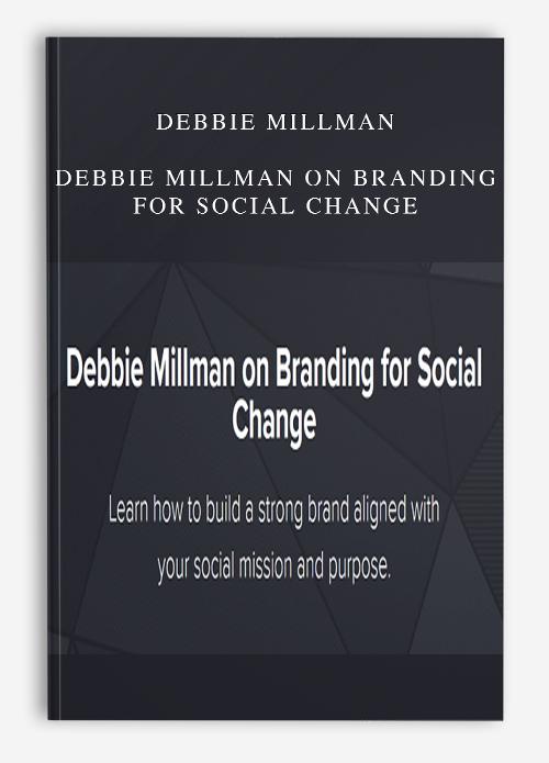 Debbie Millman – Debbie Millman on Branding for Social Change