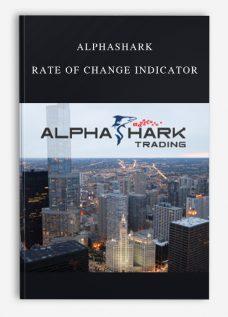 AlphaShark – Rate of Change Indicator