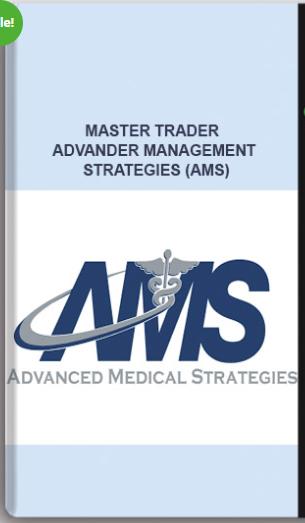 MASTER TRADER – ADVANDER MANAGEMENT STRATEGIES (AMS)
