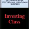 Oiltradingacademy – Investing Class (Online Class) Recording