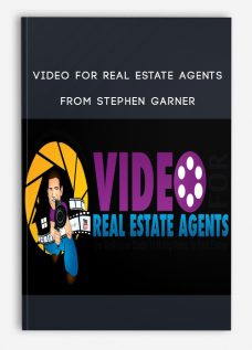 Video For Real Estate Agents from Stephen Garner