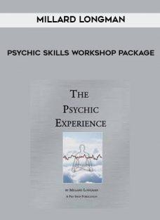 Psychic Skills Workshop Package by Millard Longman