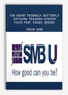 The Heart Friendly Butterfly Options Trading System Four Part Video Series from SMB