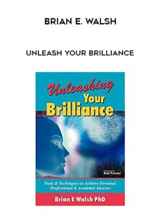 Unleash Your Brilliance by Brian E. Walsh