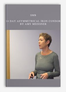 14 Day Asymmetrical Iron Condor by Amy Meissner by SMB