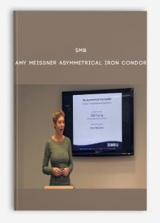 Amy Meissner Asymmetrical Iron Condor by SMB
