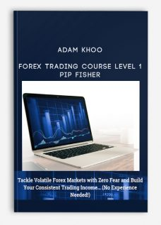Adam Khoo – Forex Trading Course Level 1 – Pip Fisher