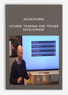 Axiafutures – Futures Trading and Trader Development