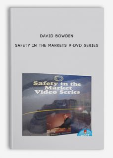 Safety in the Markets 9-DVD Series by David Bowden