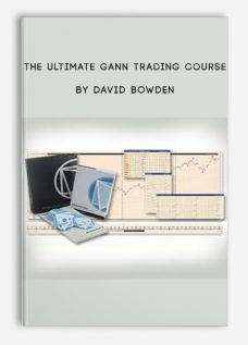 The Ultimate Gann Trading Course by David Bowden
