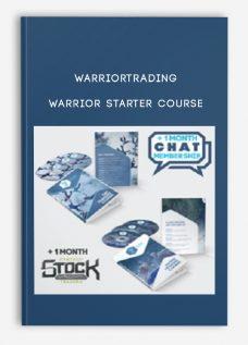 WarriorTrading – Warrior Starter Course