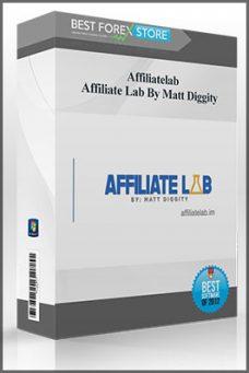 Affiliatelab – Affiliate Lab By Matt Diggity