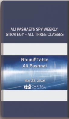 Ali Pashaei's SPY Weekly Strategy – All Three Classes