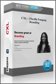 CXL – Flavilla Fongang – Branding