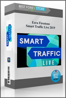 Ezra Firestone – Smart Traffic Live 2019