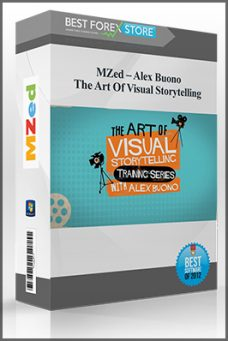 MZed – Alex Buono – The Art Of Visual Storytelling