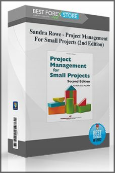 Sandra Rowe – Project Management For Small Projects (2nd Edition)