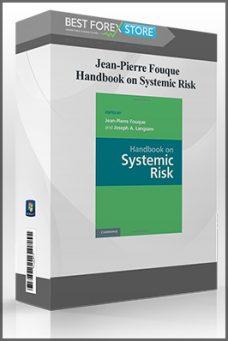 Jean-Pierre Fouque – Handbook on Systemic Risk