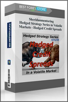 Sheridanmentoring – Hedged Strategy Series in Volatile Markets – Hedged Credit Spreads