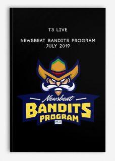 T3 Live – Newsbeat Bandits Program July 2019